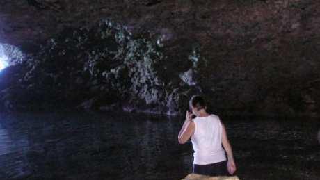 flower cave Barbados