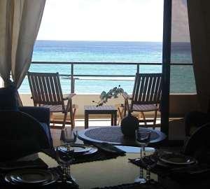 Apartments in Barbados view
