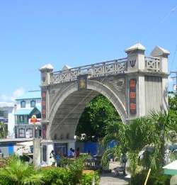 bridgetown barbados bridge