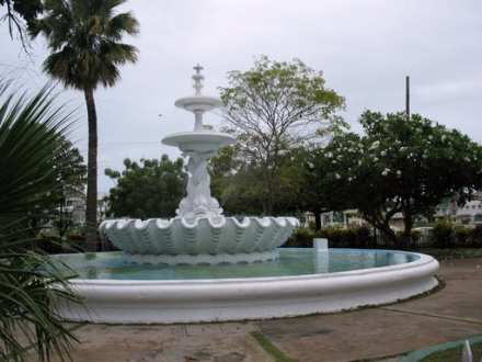 capital of barbados fountain