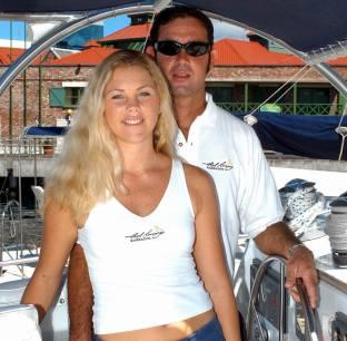 cool runnings barbados catamaran