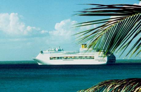 cruises to Barbados
