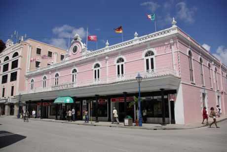 Barbados shopping in Bridgetown