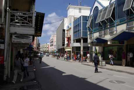 Barbados shopping
