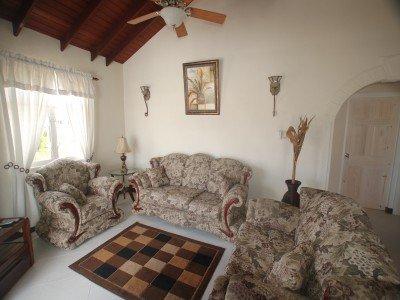 Barbados villa rental entrance