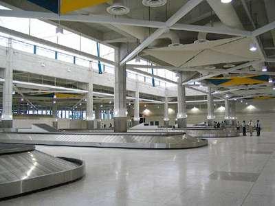 Grantley Adams airport Barbados